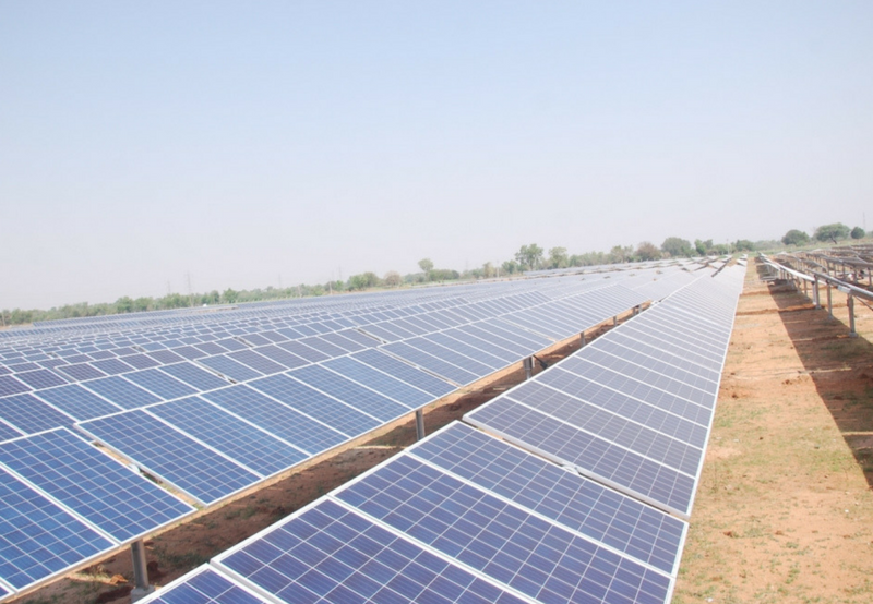 NTPC Issues Solar Module Package Tender for Anta Solar Project in Rajasthan