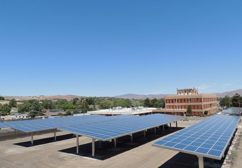 Solar Carports: A New Source of Growth for Rooftop Solar?