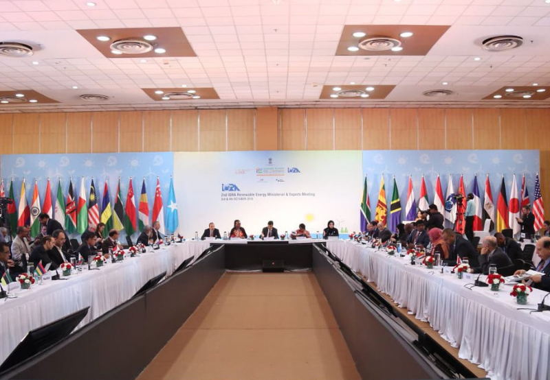 21 Countries in the Indian Ocean Region Pledge for a Common Renewable Energy Agenda