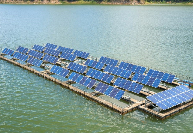 Global Floating Solar Capacity Crosses 1 GW, Has the Potential to Exceed 400 GW_ Report