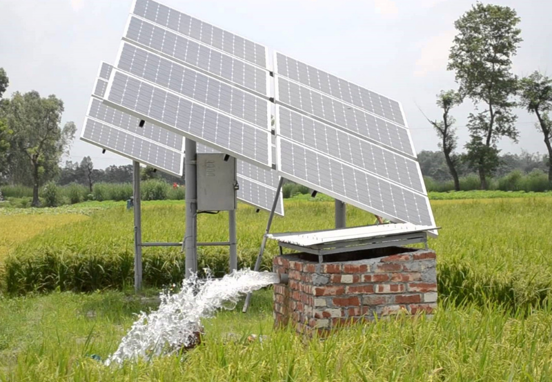 Industrial and Commercial Consumers to Pay for Solar Pumps for Farmers in Maharashtra
