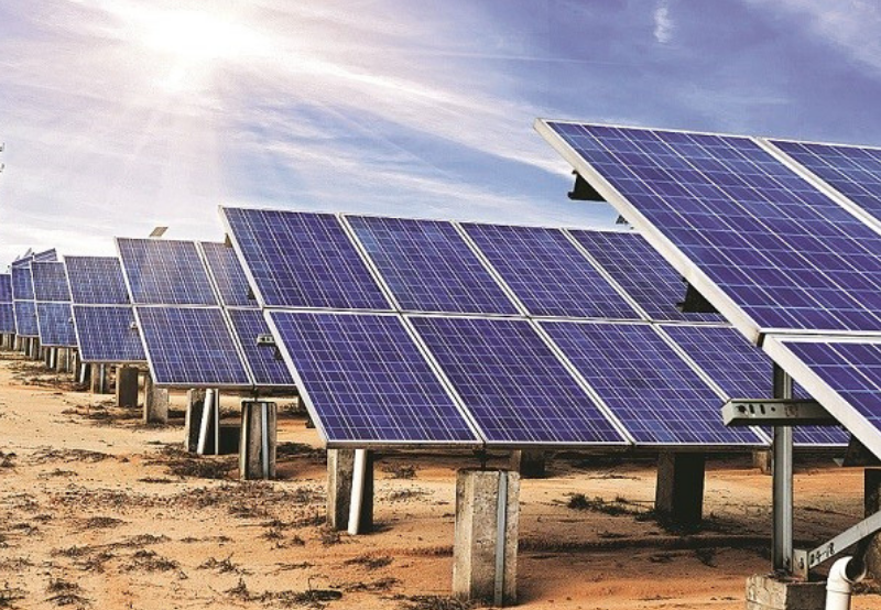Uttar Pradesh's 550 MW Solar Tender Oversubscribed by 245 MW