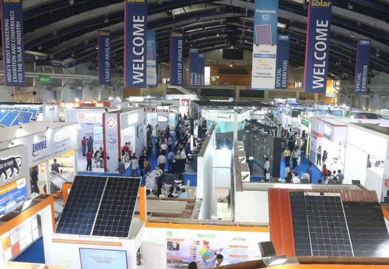 Intersolar Bangalore Day 1: Solar Industry Still in a Funk from Safeguard duty and GST