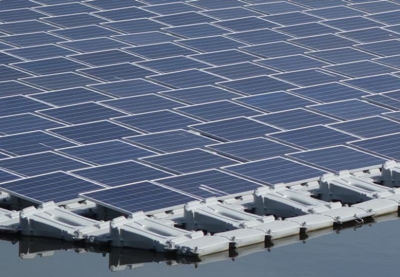 NTPC Issues Another Floating Solar Tender of 100 MW for its Premises in Telangana