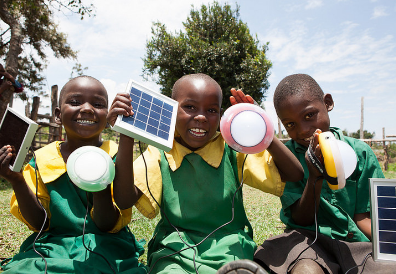 World Bank Helps Chart Plan to Bring Electricity Access to All Kenyans by 2022