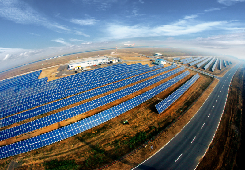 Airports Authority of India Seeks EPC Contractors for a 4 MW Solar Project in Odisha