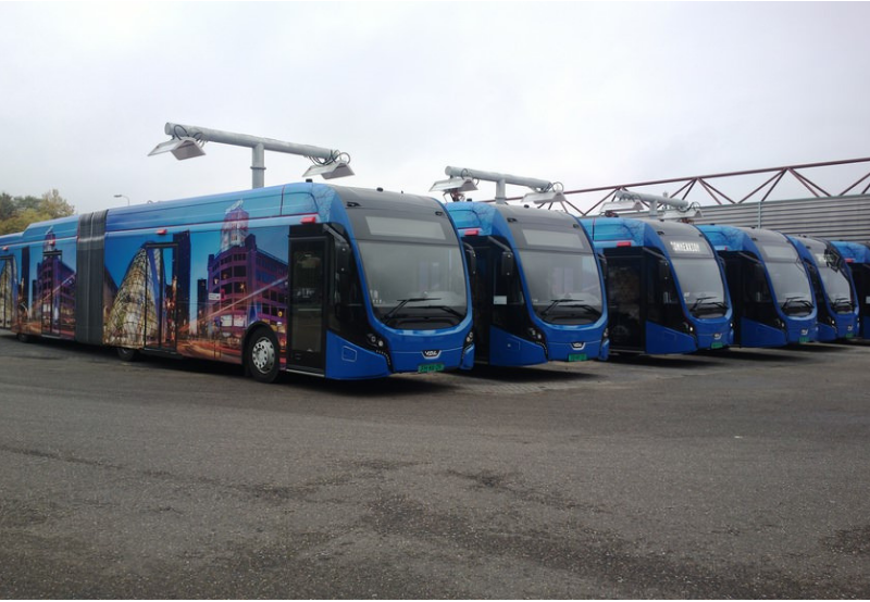 NITI Aayog Introduces Model Concession Agreement for Electric Bus Fleets in Cities