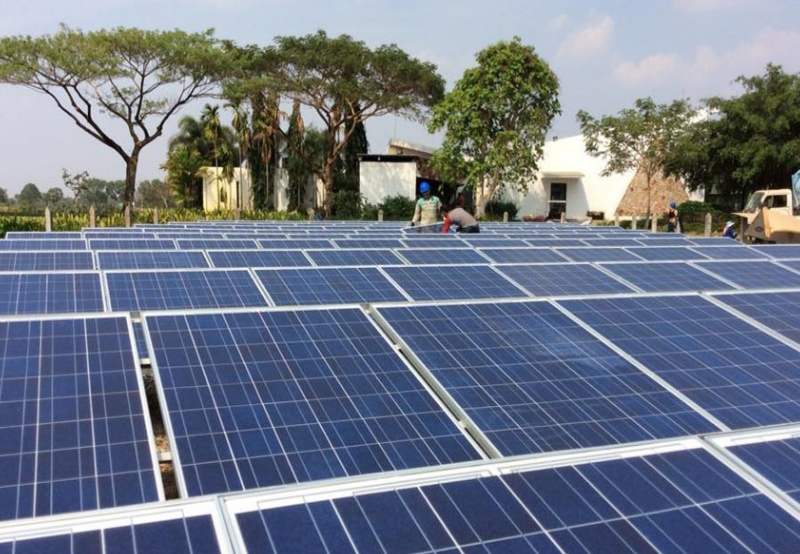 Cambodia Invites Bids for a 60 MW Solar Project