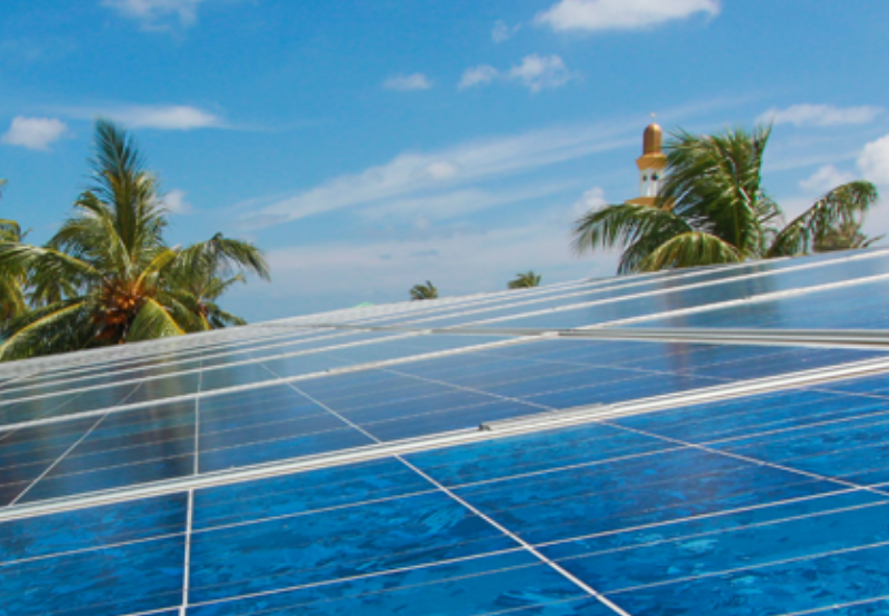 Maldives Launches a 5 MW Solar Tender to be Developed in Greater Malé