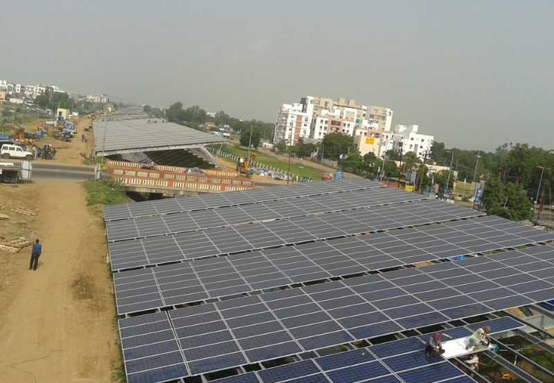 Jharkhand Announces EPC Tender for a 2 MW Canal Top Solar Project
