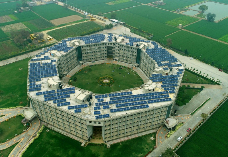Punjab's Akal University Installs a 1.2 MW Project to Fuel its Energy Needs