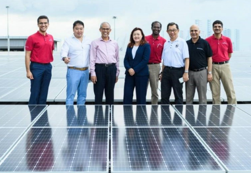 Kimberley Clark to Power its Singapore Huggies Factory from Solar