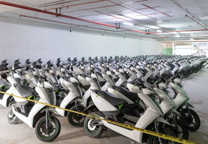 Ather Energy's Electric Scooter Becomes FAME-II Compliant
