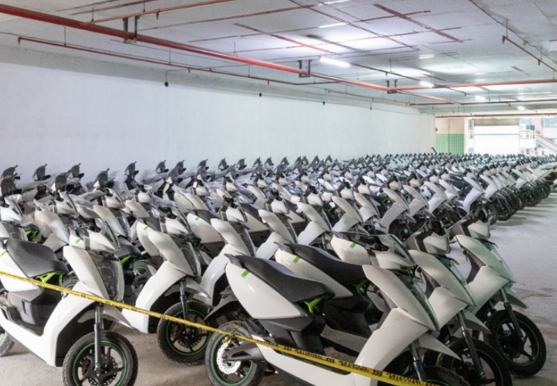 Electric Scooter Manufacturer Ather Energy Raises $51 Million in Funding