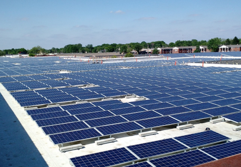 India Added 1.7 GW of Solar PV in Q1 2019, Rooftop Installations Declined