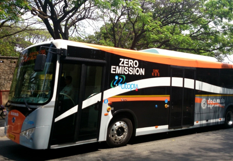 5,646 Electric Buses Approved Across 65 Cities