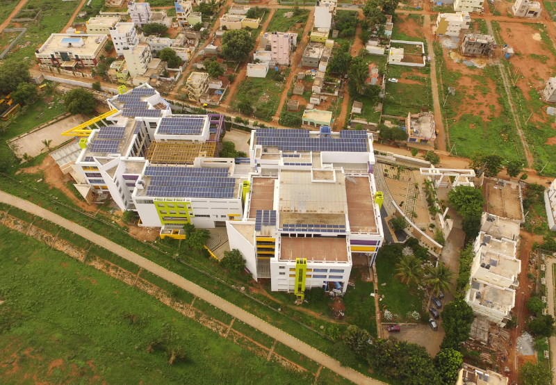 Telangana to Install Rooftop Solar Systems of 1 to 1,000 kW Atop Government Buildings