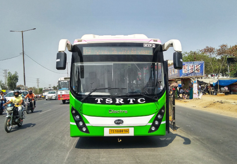 Uttar Pradesh to Introduce 650 Electric Buses Across 13