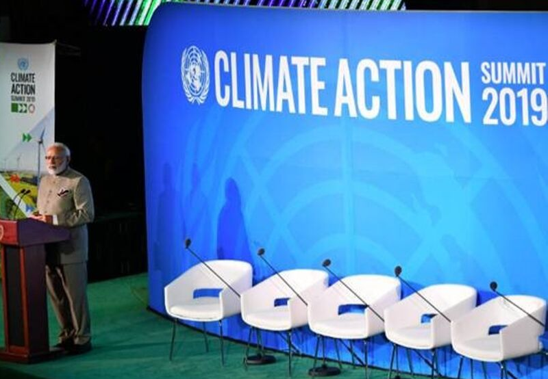 India to Ramp Up its Renewable Capacity to 450 GW_ PM Modi at UN Climate Action Summit