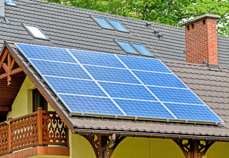 Researchers Develop Tool to Identify Rooftop's Potential for Solar System