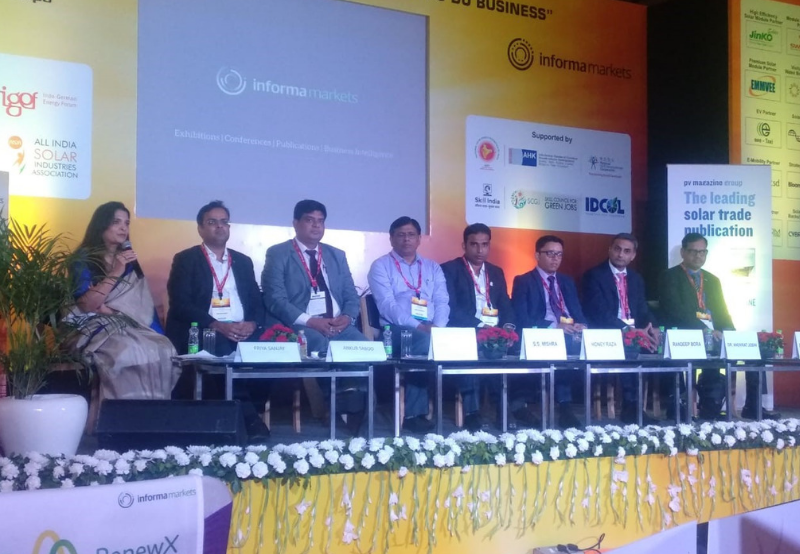 Solar Industry Stakeholders Want Stable Policy Environment to Tide Over Turbulent Times