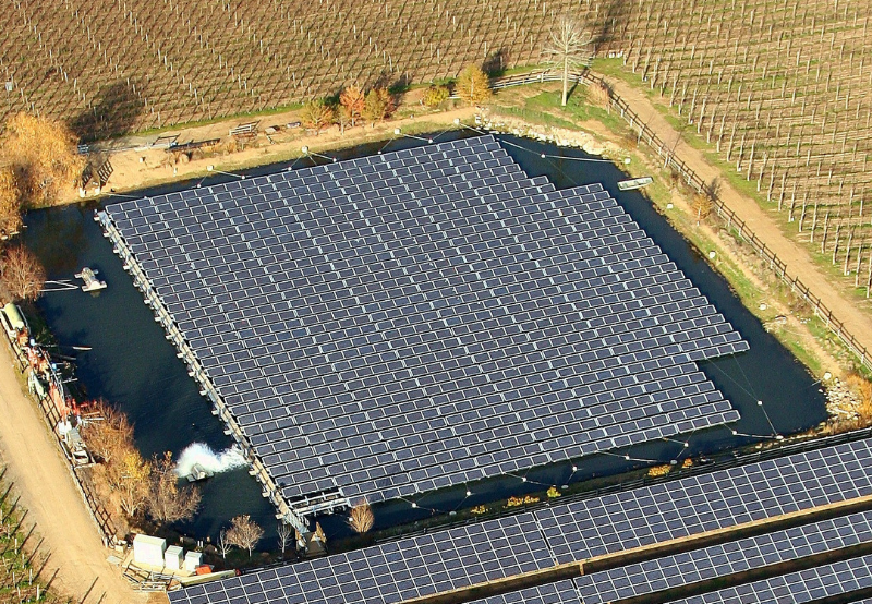 Tata Power Bags 70 MW Floating Solar Project in Kerala from NTPC