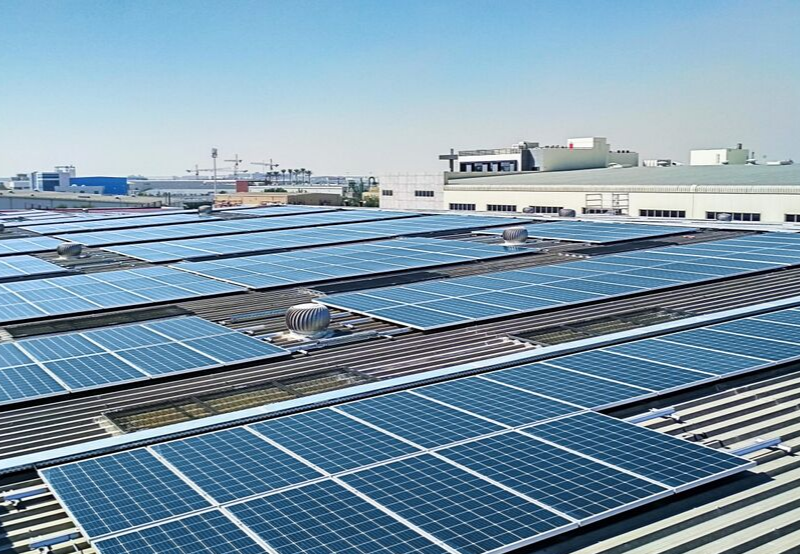 Danube Group Partners with CleanMax Solar, Commissions 1,200 kW Solar Projects