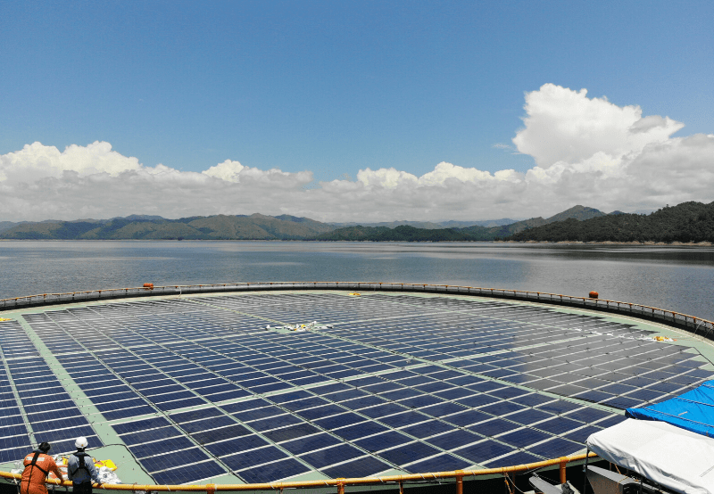 ADB Grants $37 Million for a 47.5 MW Floating Solar Project in Vietnam