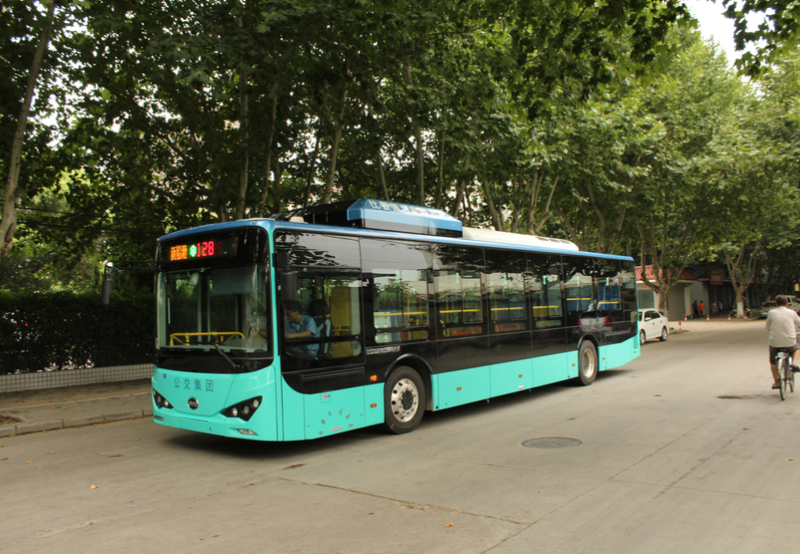 Rajasthan Seeks Bidders for 150 Electric Buses