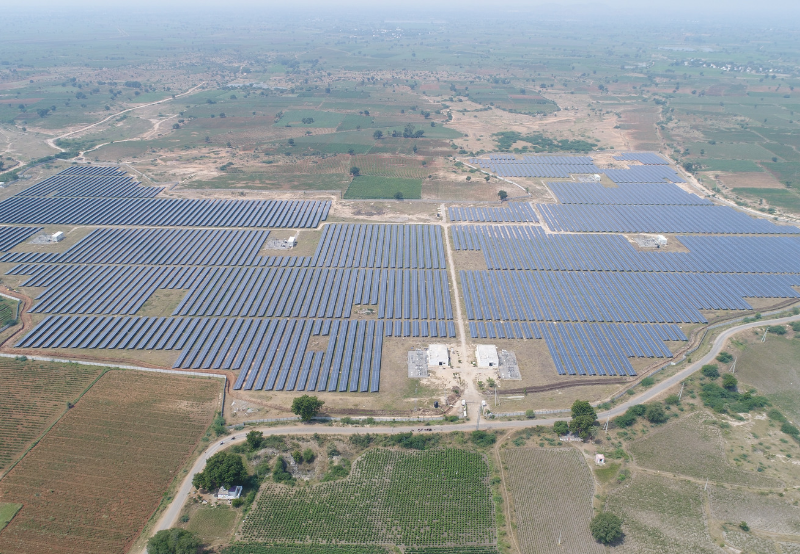 Uttar Pradesh and SECI Finalize PSA for 750 MW of Solar at a Tariff of ₹2.55_kWh