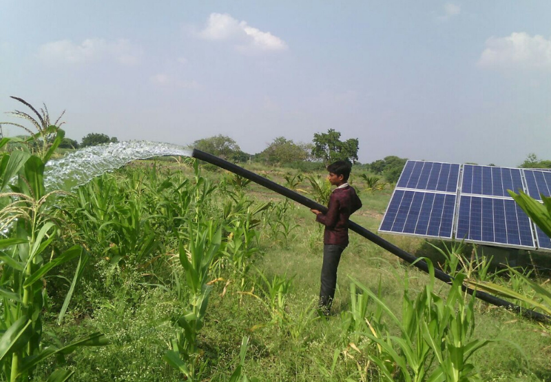 BHEL Issues Tender for 104 Solar Pumps in Tribal Areas of Gujarat