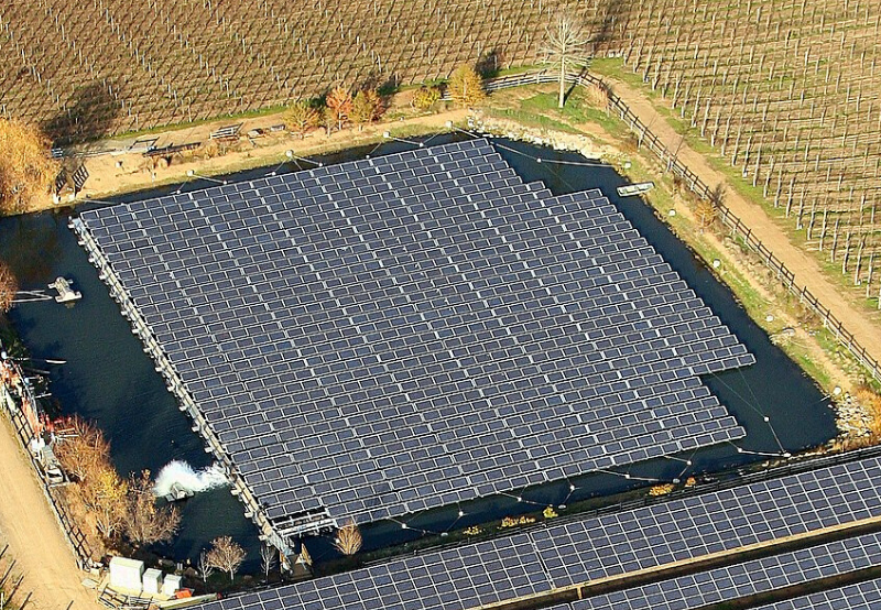 BHEL Invites Bids for Detailed Survey of a 22 MW Floating Solar Project in Kerala