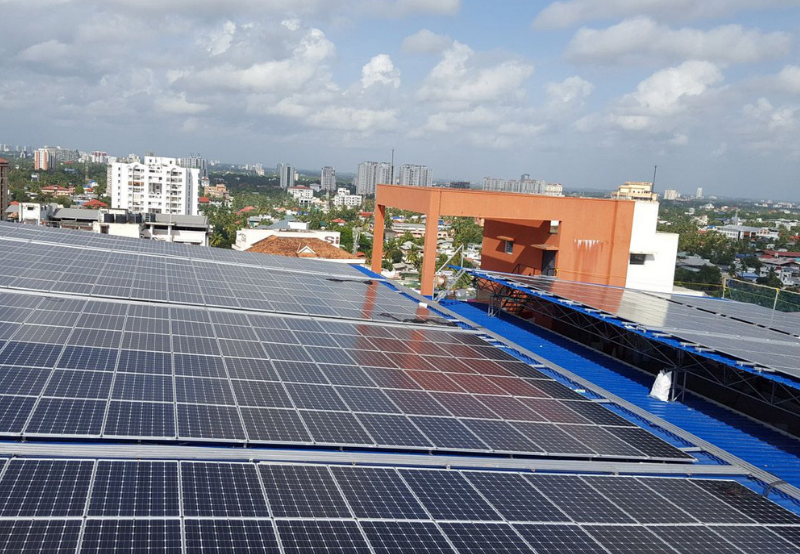 Uttar Pradesh Approves Blockchain Technology for Trading Power from Rooftop Solar