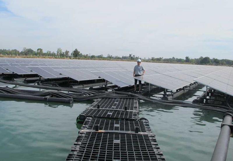 Bihar Adopts Tariff of ₹4.15_kWh for Procuring 2 MW of Power from Floating Solar Projects