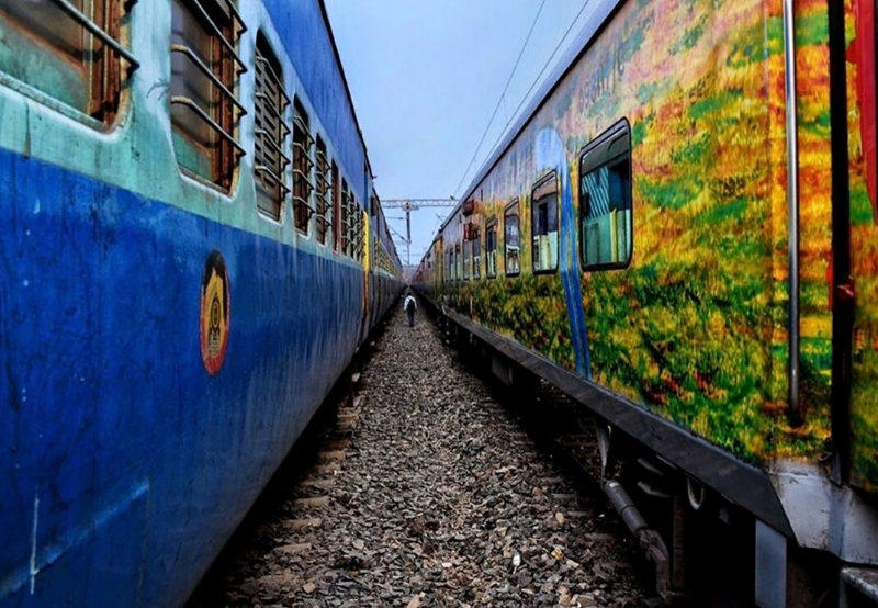 India and United Kingdom to Work Towards Making Indian Railways Energy-Efficient