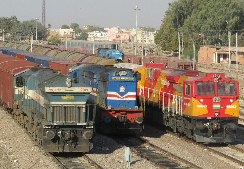 Indian Railways Plans to Source 1 GW of Solar, 200 MW of Wind Power by 2021-22