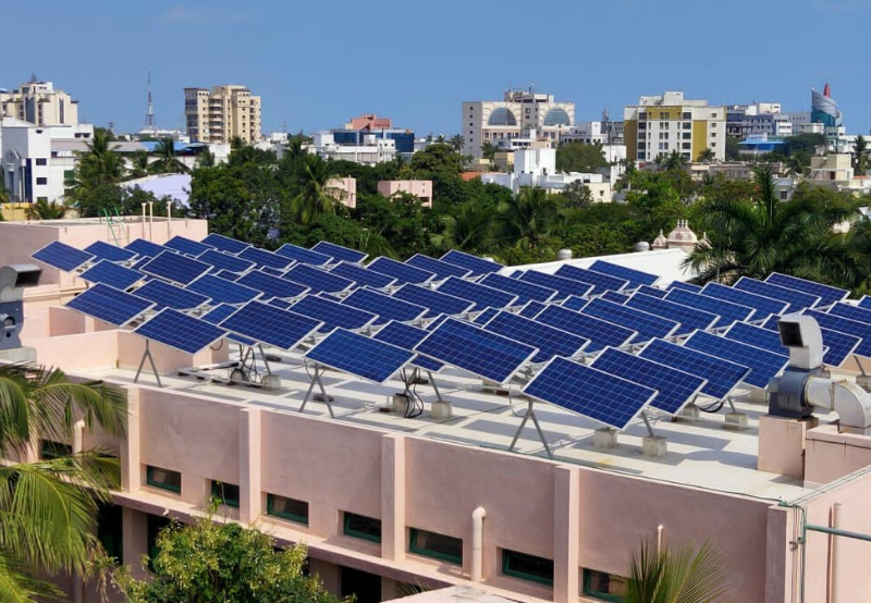 Maharashtra Proposes Grid Charges on Net Metering Rooftop Solar Systems Over 10 kW