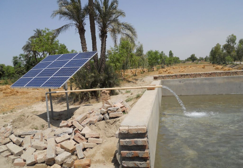 Over 181,000 Solar Water Pumps Installed in India