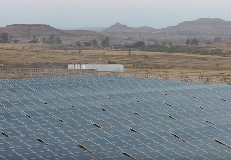 PGCIL to Help Madhya Pradesh Set Up Transmission System for 1.5 GW of Solar Projects