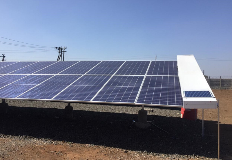 Robotic Module Cleaning Company Skilancer Solar Gets Funding From Venture Catalysts