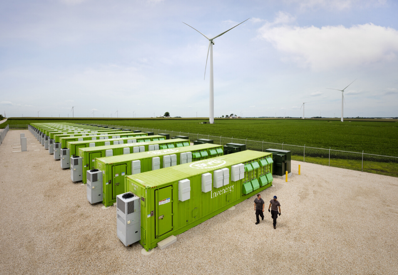 Venture Capital Funding for Battery Energy Storage Companies Rises by 103% in 2019