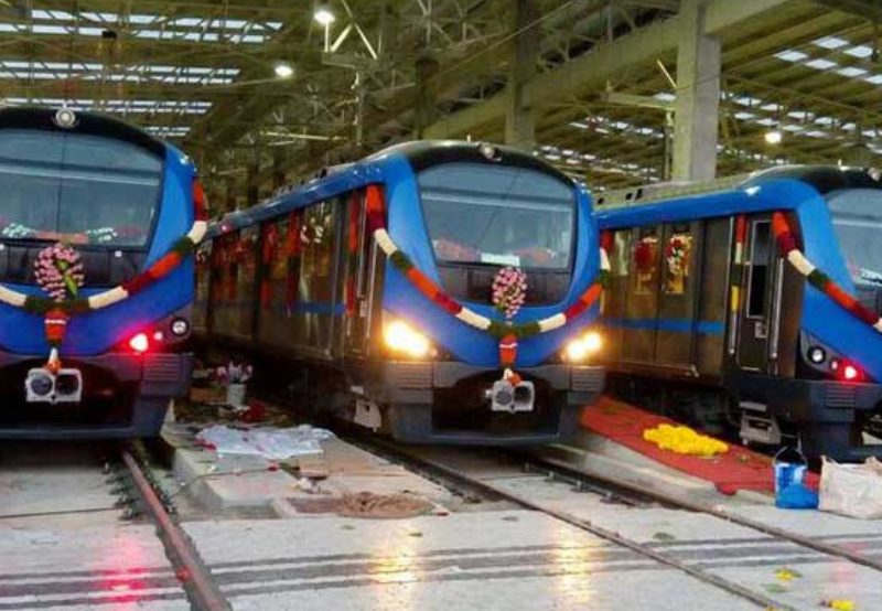Chennai Metro to Buy Solar, Wind & Hybrid Power from Group Captive Projects