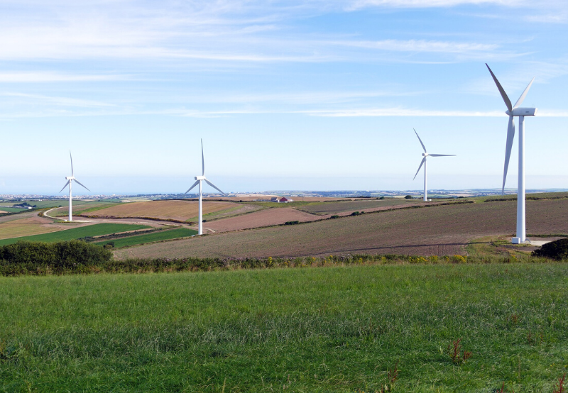India's Cultivable Land Has Wind Generation Potential of 347 GW_ Report