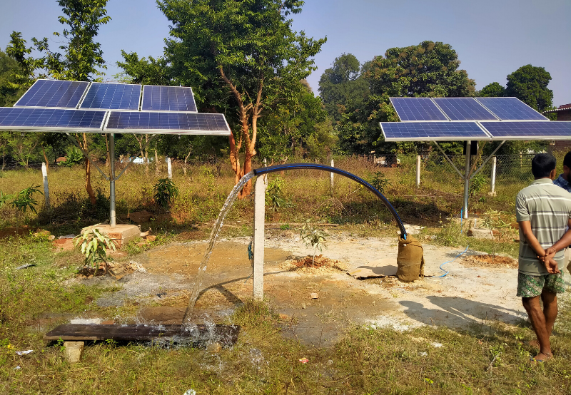 Madhya Pradesh Issues Tender for Supply of Spares for 2,792 Solar Pumps
