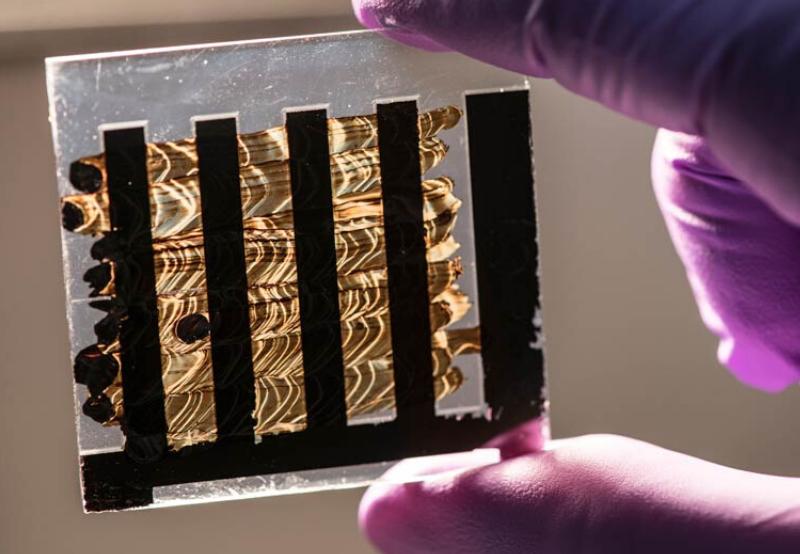 Researchers Develop Lead Absorbing Technology for Solar Perovskite Cells
