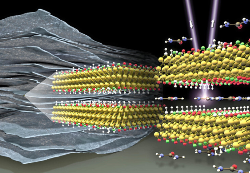 Researchers Develop a New Class of Materials that Can Store Energy Quickly