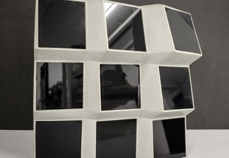 Solar Modules on Building Facades Can Deliver 50% More Energy Than Wall-Mounted Ones