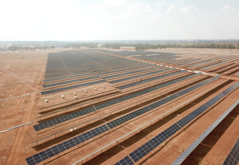 Abu Dhabi's 2 GW Al Dhafra Solar Project Records World's Lowest Tariff of $0.0135_kWh