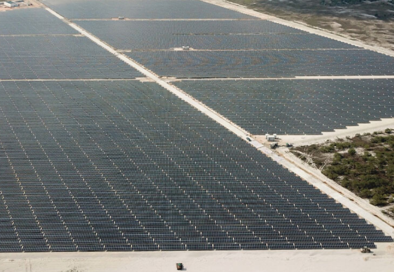 Adani Green's Subsidiary Commissions a 50 MW Solar Project in Rajasthan