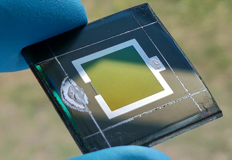 New Perovskite CIGS Tandem Cell Achieves Record Efficiency of 24.16 Percent